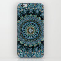 Spiral Eye iPhone & iPod Skin