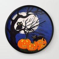 Halloween-3 Wall Clock