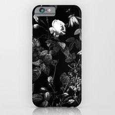 DARK FLOWER iPhone 6 Slim Case