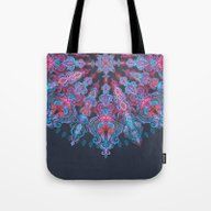 Tote Bag featuring Escapism  by Micklyn
