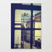 Voyeur (I Spy) Canvas Print