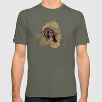 Portrait Mens Fitted Tee Lieutenant SMALL