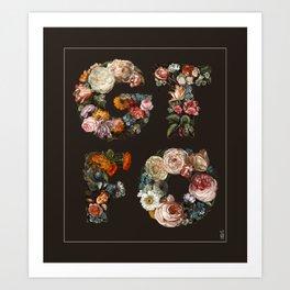 Art Print - GTFO - 7115