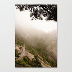 Mountain Walk Canvas Print