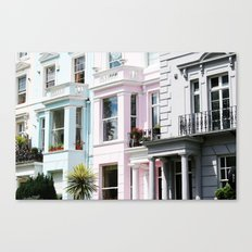 Nothing Hill Canvas Print