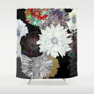 Flowers #1 Shower Curtain