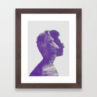 Quiet Courage Framed Art Print