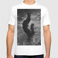 Arabian Dream Mens Fitted Tee White SMALL