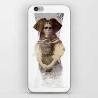 She Was the Light of the World iPhone & iPod Skin