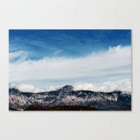 Atmospheric Canvas Print