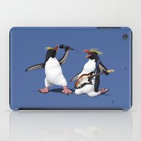 Rock (Colour) iPad Case