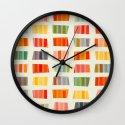BEACH TOWELS Wall Clock