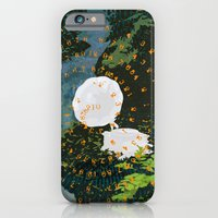 iPhone & iPod Case featuring SEEING SOUNDS by Greg Stedman Illustration