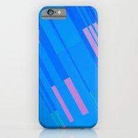 Canopus Blue Pink iPhone 6 Slim Case
