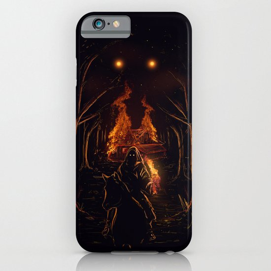 The Arsonist iPhone & iPod Case