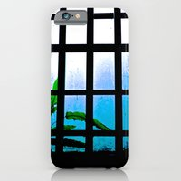 iPhone & iPod Case featuring Life On the Outside by Biff Rendar