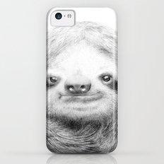 Sloth iPhone 5c Slim Case