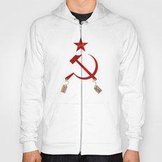 Communism vs. Capitalism Hoody