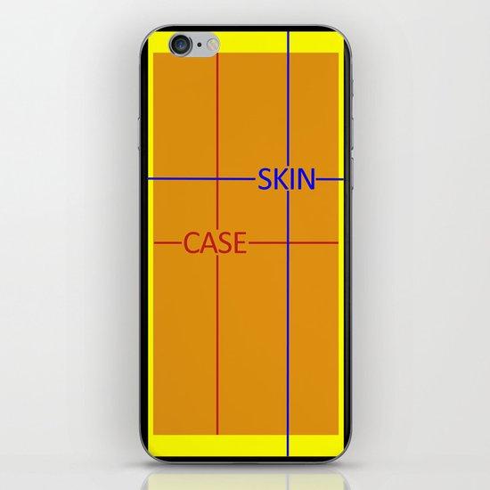 Test Phone Template iPhone & iPod Skin