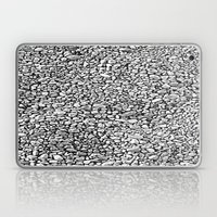 Black & White Rocks Laptop & iPad Skin