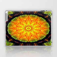 Citrus Slice Kaleidoscope Laptop & iPad Skin
