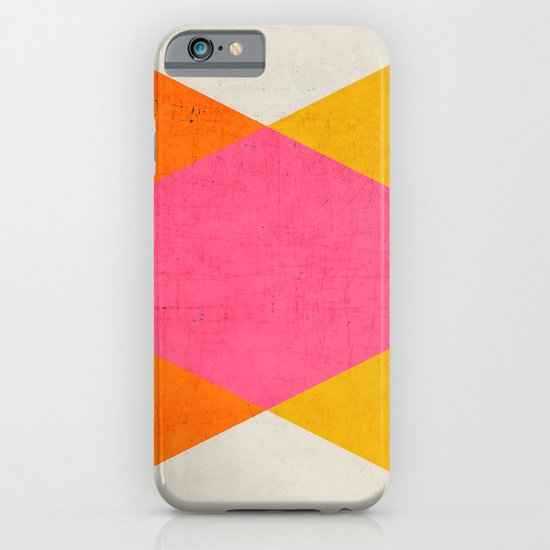 summer triangles iPhone & iPod Case