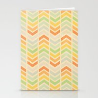 infinity Stationery Cards featuring Infinity by Skye Zambrana