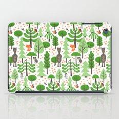 Wildwood iPad Case