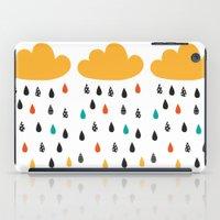 A Rainy Day iPad Case