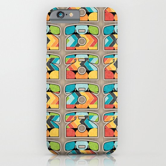 Telephone Call iPhone & iPod Case