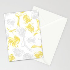bright breezy tulips Stationery Cards