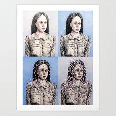 Doubt Art Print