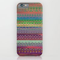 iPhone & iPod Case featuring Ethnic Bracelet by Nika