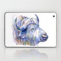 African Buffalo Laptop & iPad Skin