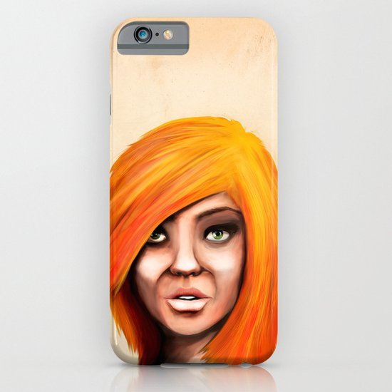 Blonde iPhone & iPod Case