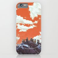 iPhone & iPod Case featuring Base Camp by mattdunne