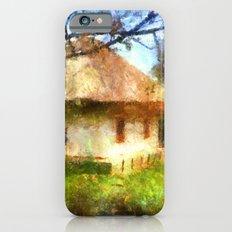 old Ukrainian house  Slim Case iPhone 6s