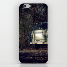 VwT2-n.10 iPhone & iPod Skin