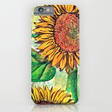 Keep Up Buttercup Slim Case iPhone 6s