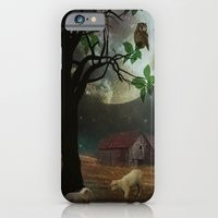iPhone & iPod Case featuring By the Moon Light by TaLins