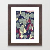 The Sopranos Framed Art Print