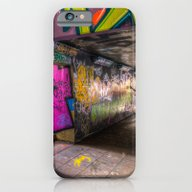 iPhone & iPod Case featuring Leake Street London Graf… by David Pyatt