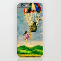 BALLOON LOVE: Flying Away iPhone 6 Slim Case