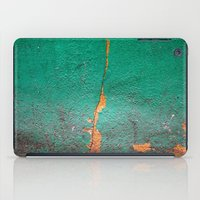 Cracked Wall iPad Case