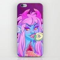 Libra (Tenta-Lolli 2) iPhone & iPod Skin
