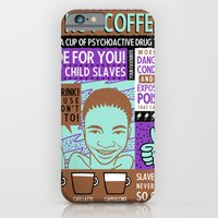 iPhone & iPod Case featuring Morning Cuppa by Rena Littleson