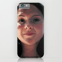 iPhone & iPod Case featuring Breathe In by Amanda Erickson