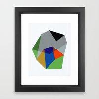 Abstract No. 6 Framed Art Print