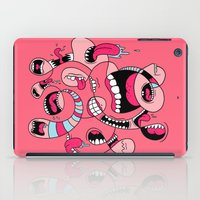 Big Mouths iPad Case