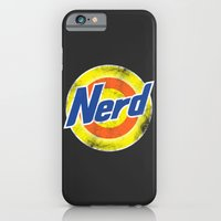 Nerd iPhone 6 Slim Case